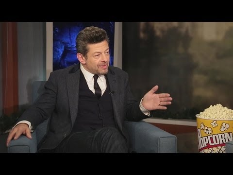 Adny Serkis - Actor talks about roles in Lord of the Rings, King Kong and Rise of the Planet of the Apes.