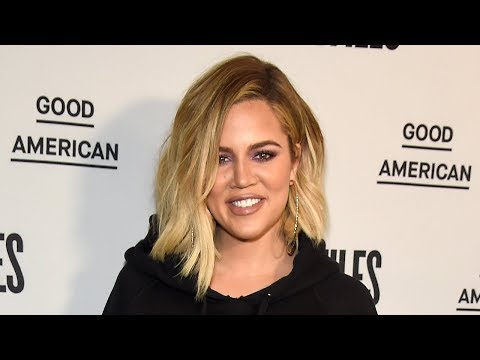 Khloe Kardashian TEASES Baby Name - Will It Start With a K?