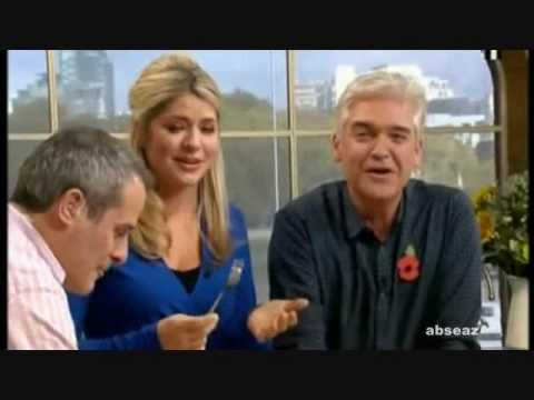 this morning - A compilation I made of the 12 most hilarious and funny clips of Holly Willoughby from the This Morning show on ITV in 2009 Lose Fat, Get Abs - http://bit.ly...