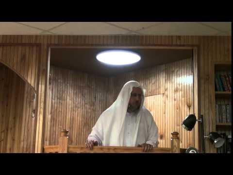 الدعاء هو العبادة-للشيخ وليد المنيسي