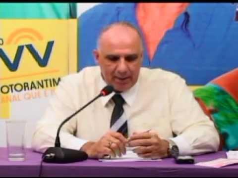 Debate dos Fatos na TVV ed.36 -- 18/11/2011 (1/5)