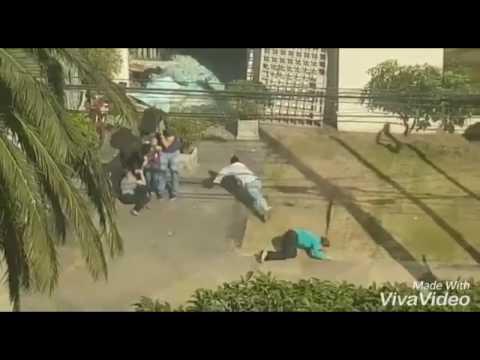 Asalto a Eurochronos - Santa cruz Bolivia videos de varios angulos