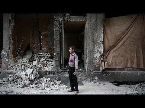 Συρία: Βίντεο από τις δυνάμεις του Άσαντ στο Χαλέπι