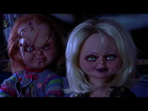 Bride of Chucky Behind the scene extended footage