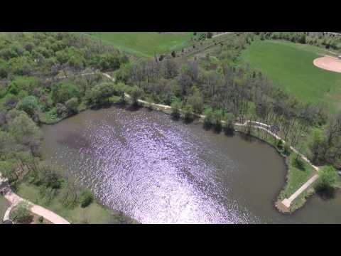 Nathaniel Green Park Springfield Mo drone flight 4-21-16
