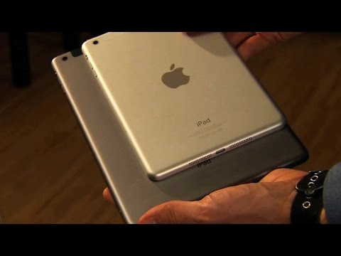 CNET Update – Golden iPads, larger Nexus phone may come this month