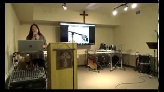 Matt Hixson中国传福音分享