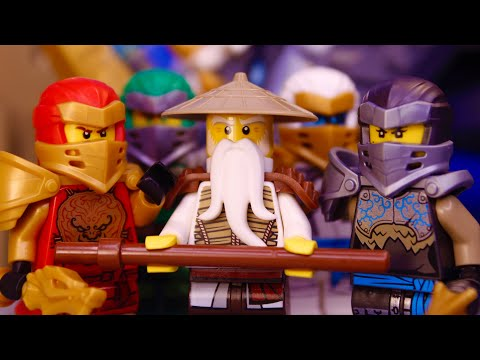 LEGO Ninjago: Magic Sorcery | EPISODE 3: Kingdom of the Light!