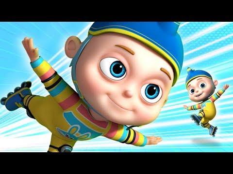 TooToo Boy - Skating Geek | Funny Cartoons For Kids | Cartoon Animation For Children | Comedy Show