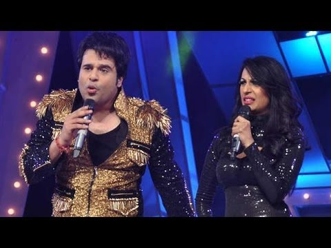 Kashmira & Krishna Stand up Comedy @ Country Club New Year Party