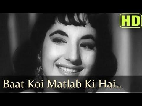Baat Koi Matlab Ki Hai - Apradhi Kaun Songs - Abhi Bhattacharya - Mala Sinha - Asha Bhosle Movie Review & Ratings  out Of 5.0