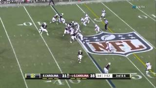 Marcus Lattimore vs East Carolina (2011)