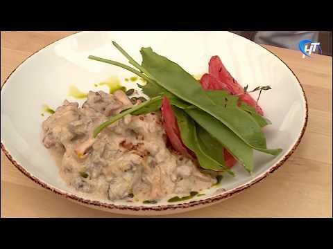 Одни из участников предстоящего гурмэ-фестиваля продемонстрировали свои конкурсные блюда