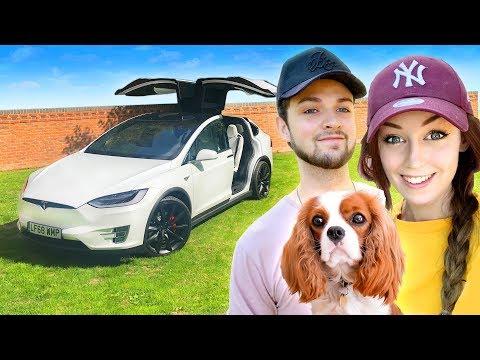 Ali-A + Clare's NEW CAR!