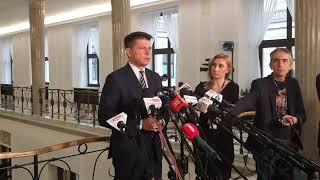 Apel Ryszarda Petru do polityków: Bojkot TVP!