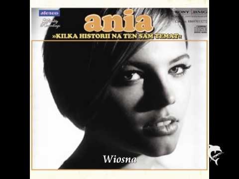 Tekst piosenki Ania Dąbrowska - Wiosna po polsku
