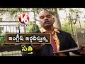 Bithiri Sathi Want To Learn English | Sathi Conversation With Savitri | Teenmaar News