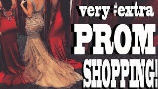Video VERY EXTRA PROM DRESS SHOPPING!!! MP3, 3GP, MP4, WEBM, AVI, FLV Juni 2018