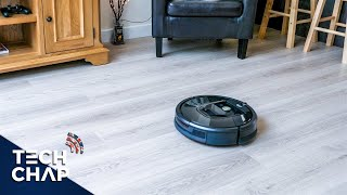 Should You Buy a ROBOT Vacuum Cleaner? (Roomba 980 Review)   The Tech Chap