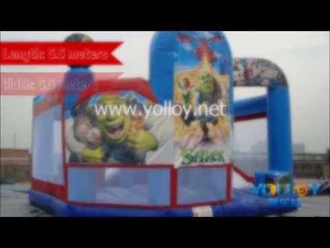 Themed Jumping Castles for Sale