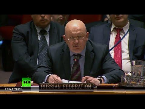 Обвинения без расследования: как прошло экстренное заседание СБ ООН по делу Скрипаля - DomaVideo.Ru