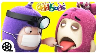 Video Oddbods | Doctor Odd | Funny Cartoons For Kids MP3, 3GP, MP4, WEBM, AVI, FLV September 2018