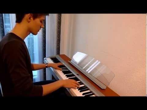 Vanessa Carlton – A Thousand Miles (Piano Cover)