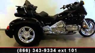 8. 2006 Champion Trikes Honda Gold Wing Audio / Comfort / Navi