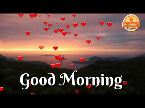 good morning status video in tamil
