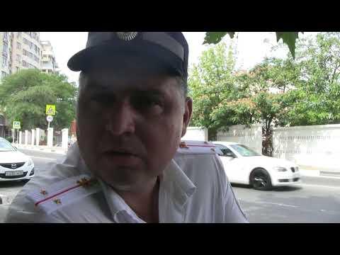 Попытка задержать по 19.3 г.Геленджик - DomaVideo.Ru