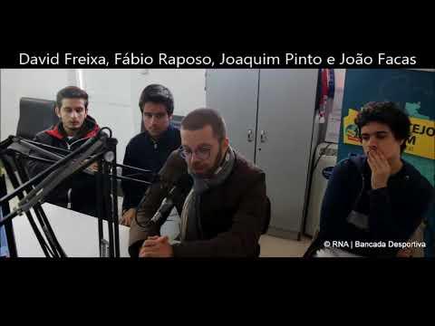 Entrevista com a nossa Equipa de Futsal do Grupo União Sport - Campeão Distrital de Futsal