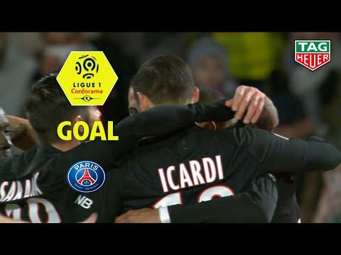 Goal Mauro ICARDI (29') / FC Nantes - Paris Saint-Germain (1-2) (FCN-PARIS) / 2019-20