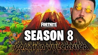 Fortnite : una Partita Vulcanica 😱