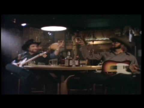Waylon Jennings With Hank Willaims Jr. - The Conversation  - Bohemia Afterdark