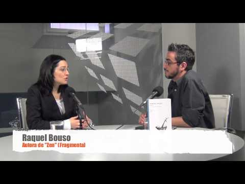 Raquel Bouso, autora de 'Zen', entrevistada a 'Religión Digital'