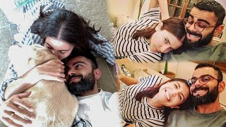 Beautiful Love Journey of Virat Kohli and Anushka during Quarantine