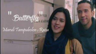 Nonton Lirik Lagu Butterfly   Maruli Tampubolon Feat Raisa  Unofficial Lyrics Video  Film Subtitle Indonesia Streaming Movie Download