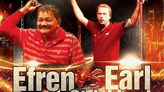 Video Efren Reyes VS  Earl Strickland The Battle of Legends at Steinway Billiards 9 Ball Part 2 MP3, 3GP, MP4, WEBM, AVI, FLV April 2019