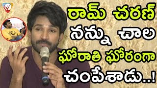Video Aadhi Pinisetty Funny Satire On Ram Charan || Aadhi Pinisetty Interview About Rangasthalam || NSE MP3, 3GP, MP4, WEBM, AVI, FLV Juli 2018
