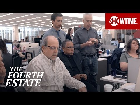 'Great Stories Trump Everything Else' Official Clip | The Fourth Estate | SHOWTIME