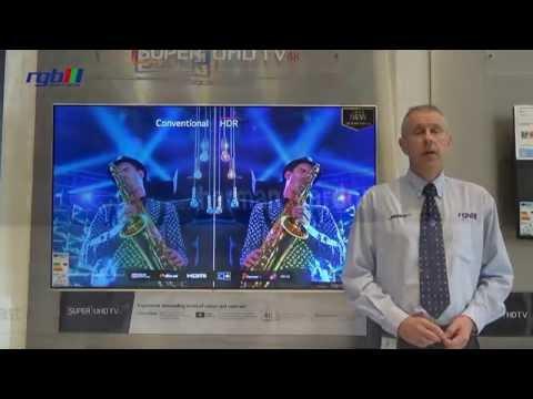 Видео Телевизор LED LG 55UH950V