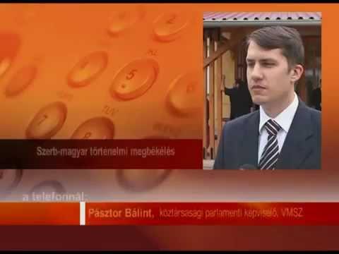 Híradó - Dačić szerint rendeződik a szerb-magyar viszony-cover