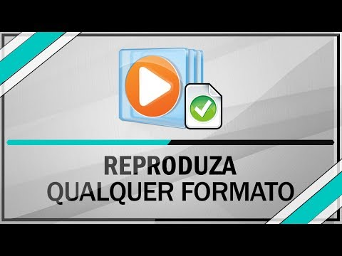 Como reproduzir todos os formatos de vídeos no Media Player