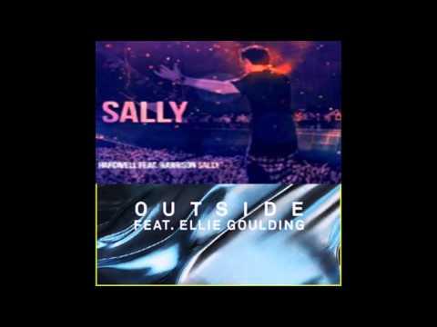 Sally/Outside (VALDAMBRINI MASHUP)