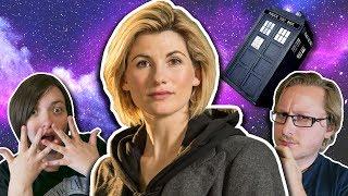 Le Treizième Docteur a été annoncé, entouré d'un flot de questions, d'excitation et de messages peu reluisants.