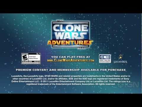 Clone Wars Adventures Fragman Videosu