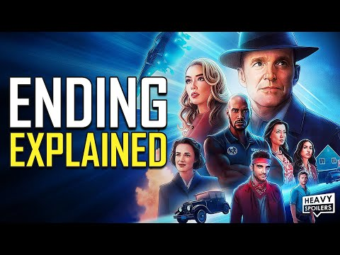 AGENTS OF SHIELD Season 7 Ending Explained | Full Finale Breakdown, Easter Eggs & S.W.O.R.D. Theory