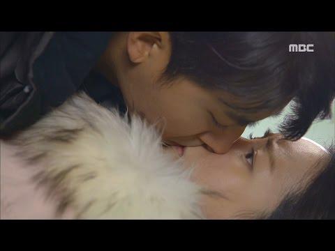 [Windy Mi-poong] 불어라 미풍아 42회 -  Son Ho Joon♥Lim ji-yeon's kiss! 20170121