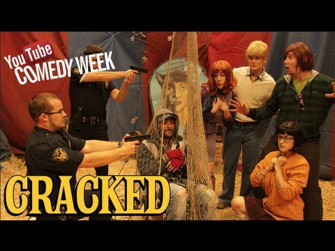 cracked - SUBSCRIBE HERE: http://www.youtube.com/cracked?sub_confirmation=1 Welcome to Cracked! Comedy with a College Education. New sketch videos every week so be sur...