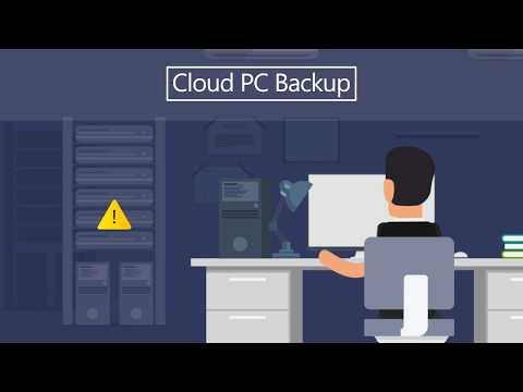 Cloud PC Backup Solution